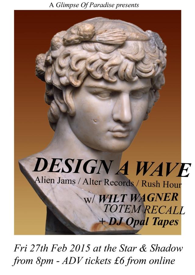 DES WAVE webby